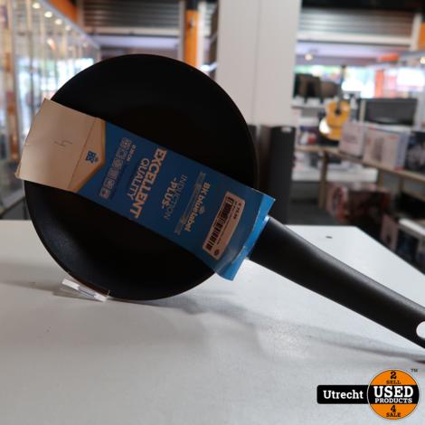 BK Blue Label Induction plus 20CM Koekenpan | Nieuw