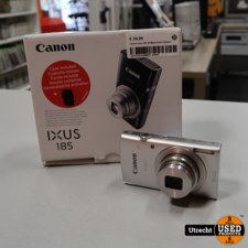 Canon Ixus 185 20 Mepa Pixel Camera