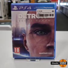 Playstation 4 Game:Detroit Becoume Human