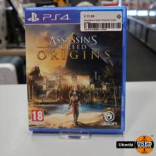 Playstation 4 Game: Assassins Creed Origins
