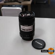 Canon EF-S 55-250mm 4-5.6 IS II Lens | in Zeer Nette Staat