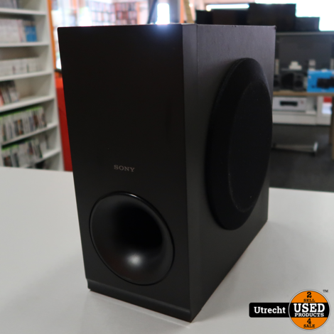 Sony SS-WS121 5 Speakers + Subwoofer
