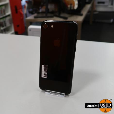 iPhone 7 128GB Jet Black | in Gebruikte Staat