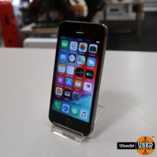 iPhone 5S 16GB Space Gray | in Prima Staat