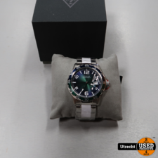 Guess Recruit W1172G2 Herenhorloge   Nieuw in Doos