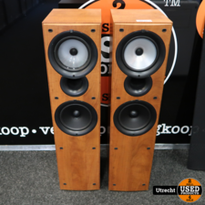 KEF Q55.2 150W Vloerspeakers   in Nette Staat