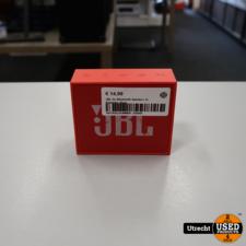 JBL Go Bluetooth Speaker | in Redelijke Staat