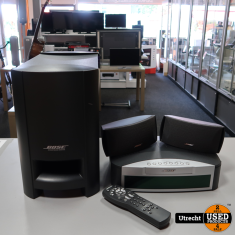 Bose AV3-2-1 Media Center | in Prima Staat