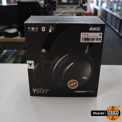 AKG Y600 NC Wireless Headphone