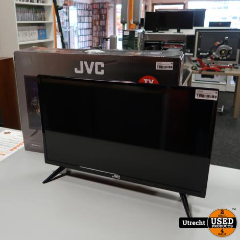 JVC LT-24HA82U 24-inch LED TV | in Nette Staat