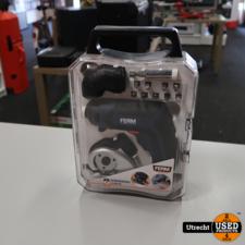 Ferm CDM1146 4V Schroevendraaier | Nieuw in Koffer