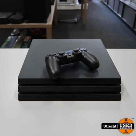 Playstation 4 Pro 1TB Black | in Nette Staat