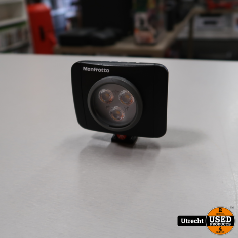 Manfrotto Lumimuse 3 Led Light | in Nette Staat