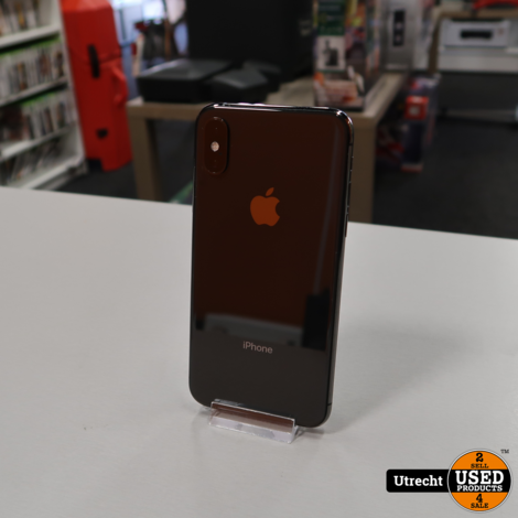 iPhone XS 64GB Space Gray | in Nette Staat