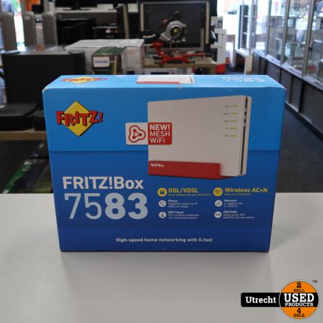 AVM Fritz!box 7583 Router | Nieuw in Seal