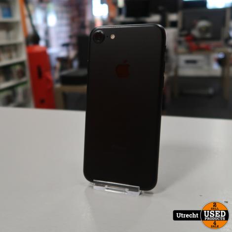 iPhone 7 32GB Black   in Nette Staat