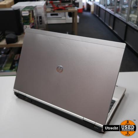 HP Elitebook 8560p i7/8GB/500GB HDD Laptop | in Prima Staat