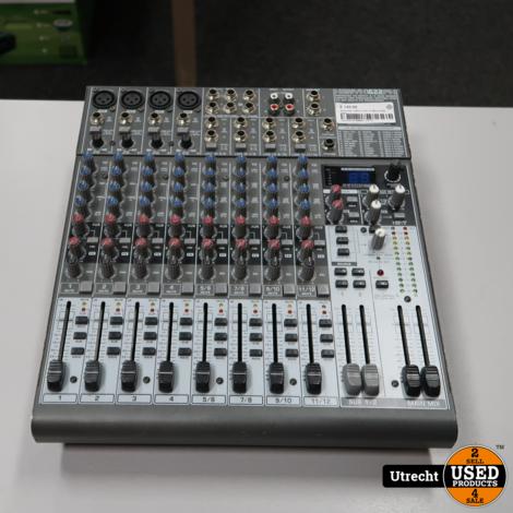 Behringer XENYX 1622 FX Mixer Nette staat