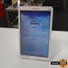 Samsung Galaxy Tab E 8GB Wifi White | in Nette Staat