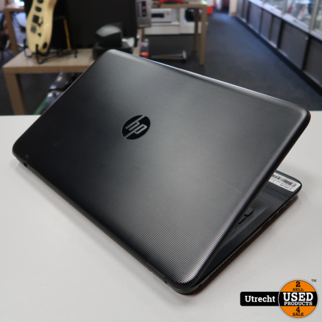HP 15-BA026ND AMD A8/6GB/256GB SSD Win 10