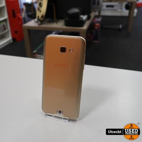 Samsung Galaxy A5 2017 32GB Gold | Prima staat