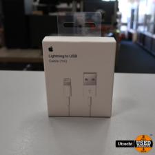 Apple Lightning to USB Kabel 1M | Nieuw in Doos
