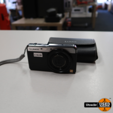 Panasonic DMC-XS3 14.1MP Compact Camera | in Nette Staat