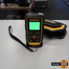 Dewalt DW030 Laserafstandsmeter | in Nette Staat