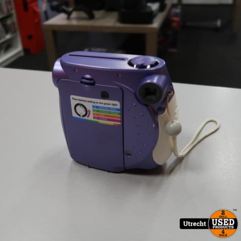Polaroid 300 Camera Paars | Redelijke staat