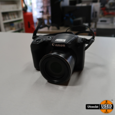 Canon Powershot SX400 IS 16MP Camera | in Prima Staat