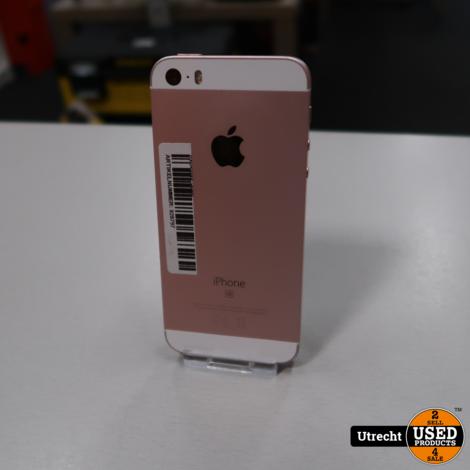 iPhone SE 32GB Rose Gold | in Redelijke Staat