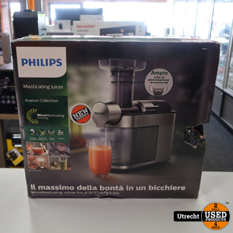 Philips HR1949 Slowjuicer | Nieuw in Doos