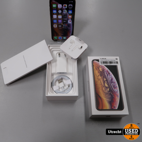 iPhone XS 64GB Gold | in Nette Staat