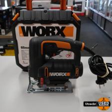 Worx WX477.1 550W Decoueerzaag | in Nette Staat