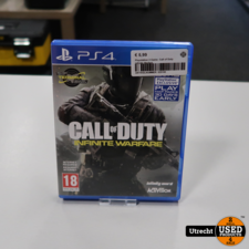 Playstation 4 Game: Call of Duty Infinite Warfare