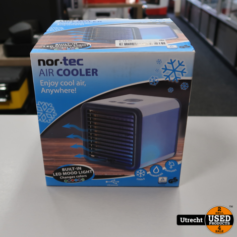 Nor-Tec Air Cooler Luchtcooler | Zo Goed Als Nieuw