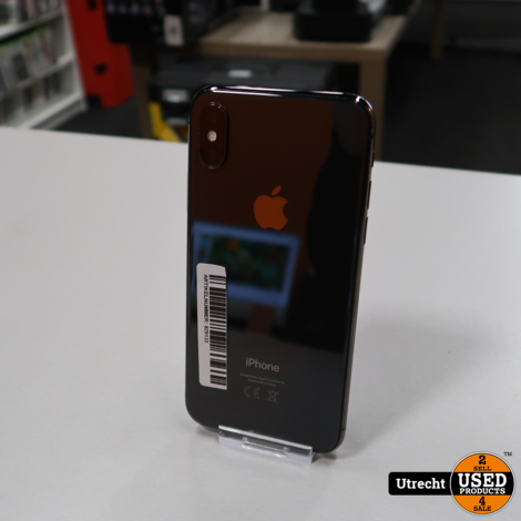 iPhone X 64GB Space Gray | in Prima Staat