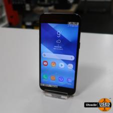 Samsung Galaxy A3 2017 16GB Zwart   Prima staat