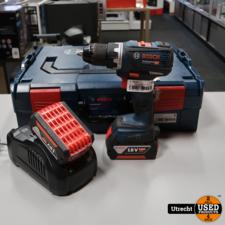 Bosch Professional GSR 18V-60C Accu klopboormachine