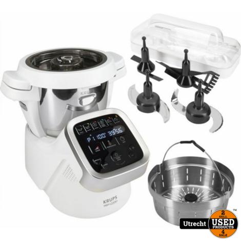 Krups Prep & Cook Multifunctionele Keukenmachine | Nieuw