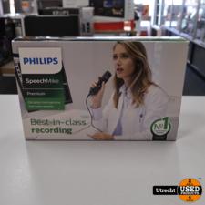 Philips SpeechMike Premium Dicteermicrofoon | Nieuw in Doos