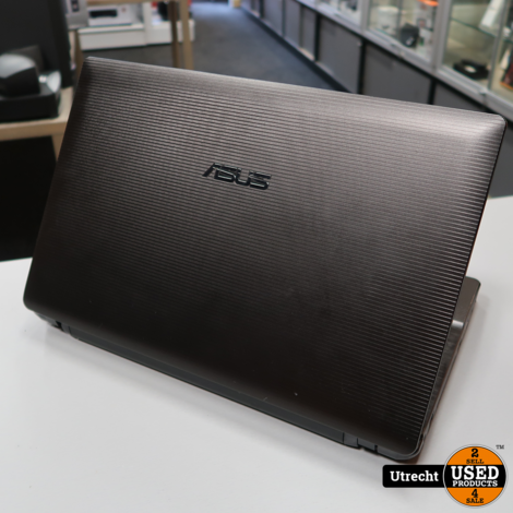 Asus K53Z AMD/8GB/120GB SSD Laptop | in Redelijke Staat