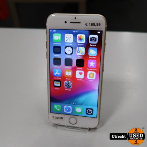 iPhone 7 32GB Gold | in Redelijke Staat