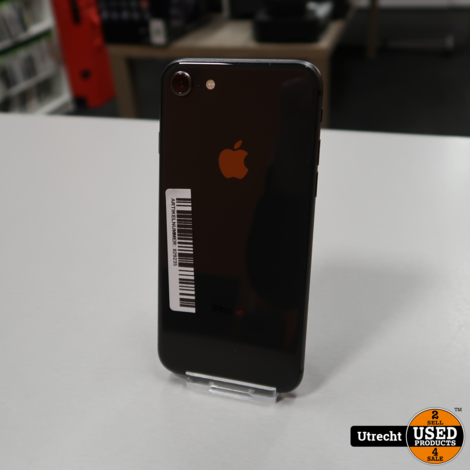 iPhone 8 64GB Space Gray   in Prima Staat