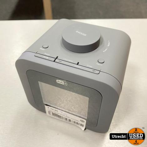 Lenco CR-620 Wekkerradio met DAB+ | Nette staat