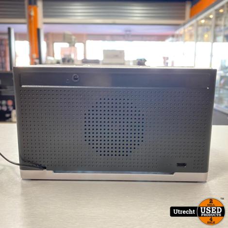Soundmaster UR240SW Wekkerradio DAB+ | Redelijke staat