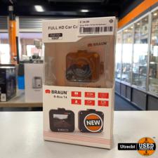 Bruan B-Box T4 Full HD Dashcam | Nieuw