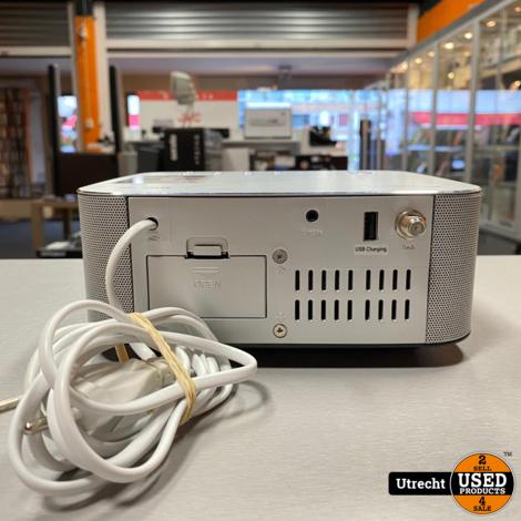 Soundmaster UR406SI Wekkerradio DAB+/FM/AUX/Bluetooth