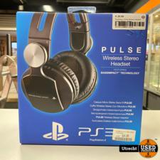 PlayStation 3 Pulse Wireless Headset Zonder Wireless adapter