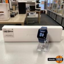Apple Watch Series 6 44MM Blue Aluminum Apple Garantie